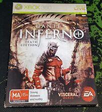 Dante's Inferno on XBox 360 (Death Edition)