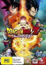 Dragon Ball Z - Resurrection F : NEW DVD