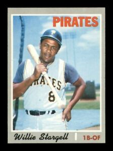 1970 Topps Set Break # 470 Willie Stargell NM-MINT *OBGcards*