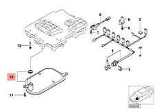 Genuine BMW E38 E39 E46 E85 Compact Convertible Oil Filter OEM 24341423376