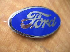 Ford MODEL A GRILL BADG 1928-29 ORIGINAL RESTORED ORIGINAL