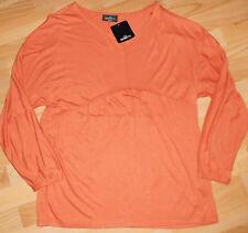 Shirt  Pullover  Langarm - Shirt  Gr 40 / 42     +++  neu   gina benotti