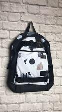 RVCA Curb Backpack Black New NWT Unisex