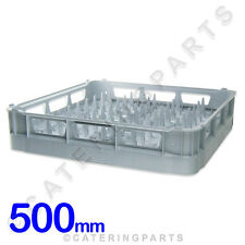 GENUINE CLASSEQ CLASSIC 500mm x 500mm PLATE RACK DISHWASHER 500 BASKET 700DRP