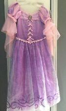 NWOT Disney Store Princess Rapunzel Tangled Ball Gown Size 10 Purple Dress