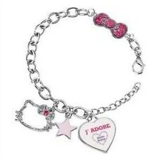 Hello Kitty pulsera con dijes