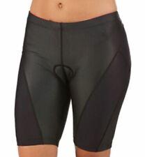 Nike Triathlon Tri Sz XS Extra Small Women's Activewear Half Tight Shorts Black