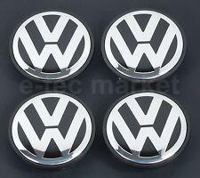 4 Volkswagen VW 2004-2010 Touareg 08-10 70 mm Center Caps Cap 7L6 601 149B