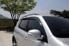 Accesorio para Ssang Yong SY REXTON 2001-2012 derivabrisas Repelente De Lluvia