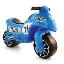 Dolu Kids Toddler My First Moto Push Ride On Motorcycle Sit On Outdoor Toy Blue