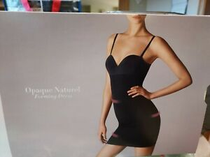 Wolford Opaque Naturel, Forming Dress, Shape And Control, Strong, S/D, Powder