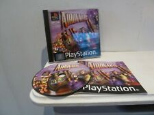 PS1 PLAYSTATION ONE : AIRONAUTS VIDEOGAME - PAL - FAST/FREE POSTING.