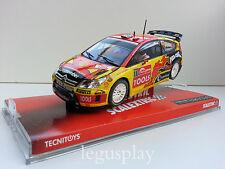 "Slot SCX Scalextric 6482 Citroën C4 WRC ""Solberg / Patterson"" - Nº11"