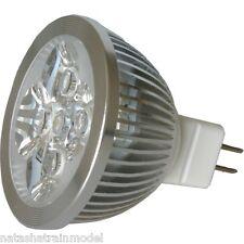 Lampada faretto lampadina MR16 LED spot 60° 15 12 8 5 Watt 12V  caldo  freddo