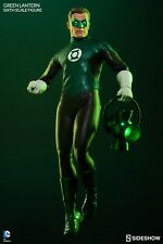 SIDESHOW GREEN LANTERN Hal Jordan 1:6 Scale Figure DC Comics FACTORY SEALED!
