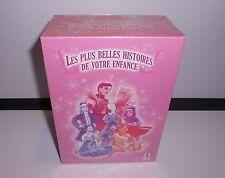 Les plus belles histoires de votre enfance coffret 5 DVD Dessins animé FILLES
