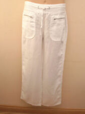 Marks and Spencer Linen 32L Trousers for Women