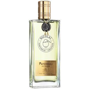 Nicolai Eau de Parfum unisex patchouli intense NIC1867 100ml scent perfume
