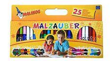 2 Pack (50 Stck)Malinos Zauberstifte,Malzauber,Magic Pens,Farbwandelstifte NEU!!
