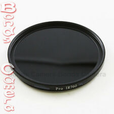 46mm 46 mm Slim 760nm Infrared IR 760 Filter for Canon Nikon Pentax Sony Olympus