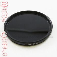 46MM 46 mm slim 760nm infrarouge ir 760 Filtre pour Canon Nikon Pentax Sony Olympus