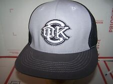 Oklahoma City RedHawks Minor league baseball hat-STRETCH  FITTED  SMALL/MEDIUM