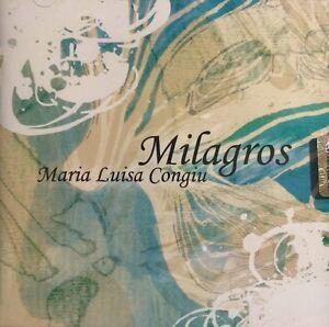 Maria Luisa Congiu - Milagros ( CD - Album )