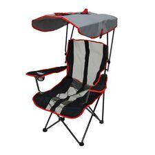 Kelsyus Premium Folding Chair w/ Canopy - Red