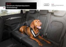 Audi Original Hundeschutzgurt Größe L 8X0019409B Sicherheitsgurt Hund Schwarz