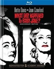 What Ever Happened to Baby Jane 50th 0883929242870 Blu-ray Region 1