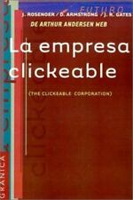 La Empresa Clickeable = The Clickable Corporation (Spanish Edition)