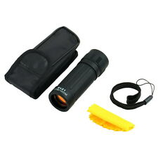 Compact Monocular Telescope Handy Scope for Sports Camping Hunting 8*21 BE