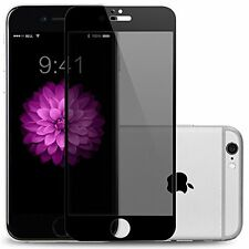 Carbon Fiber 3D Curved Screen Protector Tempered Glass for iPhone 7Plus Black