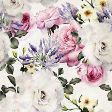 Vlies Tapeten Rollen Blumen Garten Deko Panel Muster 3 Motive f-B-0263-j-b