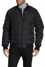The North Face Mens Kanatak TNF Black Winter Bomber Jacket Full Zip Size M New