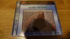DTS AUDIO CD - Debussy La Mer / Nocturnes - 20 BIT 5.1 CHANNEL