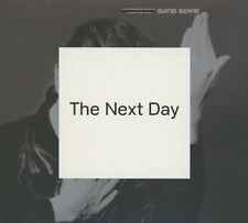 David Bowie-The Next Day CD 17 tracks International Pop Nuovo