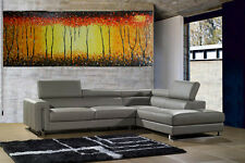 250cm wide Huge Aboriginal Art By Jane COA Authentic Australia Painting