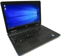 """Dell Latitude E5540 15.6"""" i5-4300U 4th Gen 1.9GHz 160GB SSD 4GB HDMI Bluetooth"""