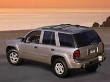 WeatherTech 74278 Side Window Deflectors 02-06 Chevrolet Trailblazer