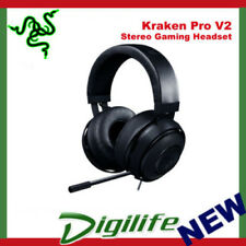 Razer Kraken Pro v2 Stereo Analog 3.5mm Gaming Headset Black For esports Pros