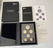 More details for 2014 uk royal mint 6 coin proof coin set - please see description