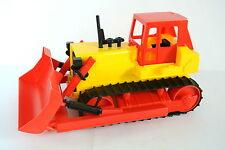 original letztes Jahrhundert+Bulldozer klein Raupe von Bruder 08650+Vintage Toy