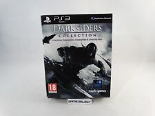 DARKSIDERS COLLECTION 1 + 2 + DLC SONY PS3 PLAYSTATION 3 PAL ITALIANO COMPLETO