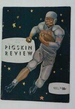 Vintage 1953 UCLA Vs USC Southern Cal Game Day  Football Program RARE NCAA