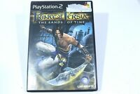 Prince of Persia: The Sands of Time Sony PlayStation 2 PS2 In Case No Manual
