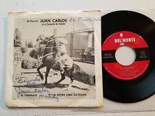 "JUAN CARLOS & BENNIE MARTINEZ - El Caminate 70's LATIN RANCHERA New Mexico 7"""