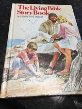 Vintage Children's Bible Stories Book ~ Taylor's Bible Story ~ Tyndale  ~ #2