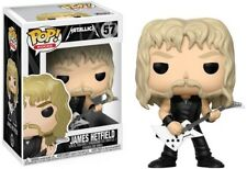 Funko Pop! Rocks: Metallica - James Hetfield - Brand New in Box
