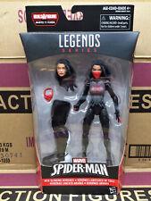 SILK Marvel Legends Space Venom BAF Series Action Figure
